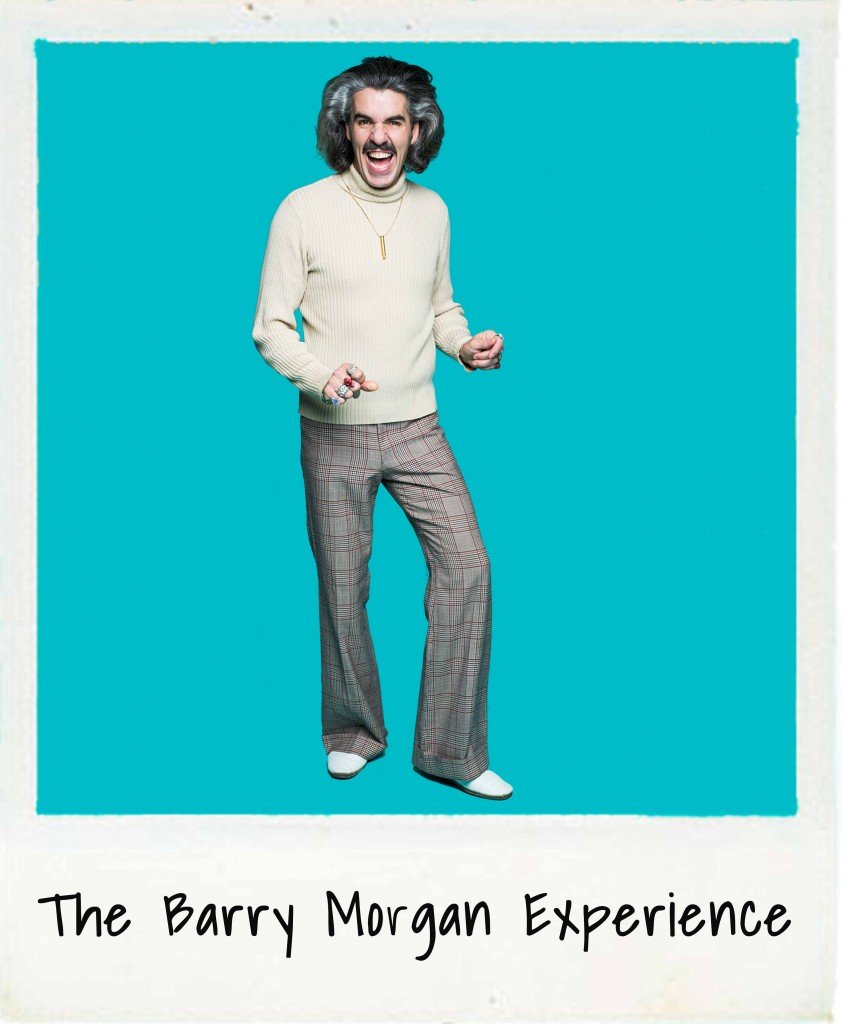 the Barry Morgan experience